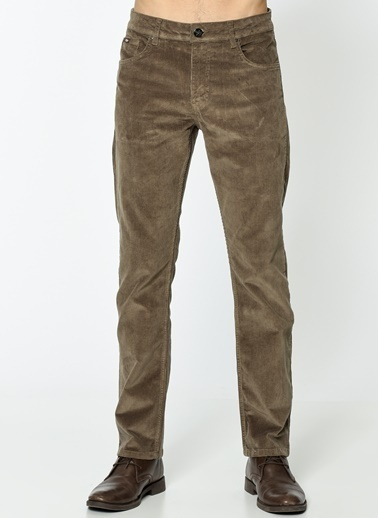 Kadife Pantolon | Harry - Straight-Lee Cooper